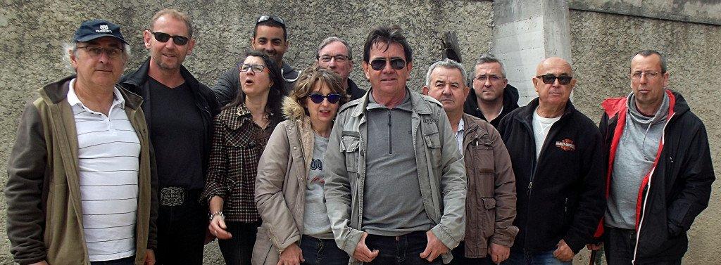 Le Comité Directeur de la Société de Tir de Chomérac