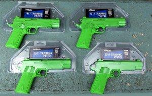 Green guns
