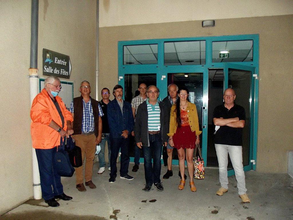 Comité Directeur du Comité Départemental de Tir de l'Ardèche