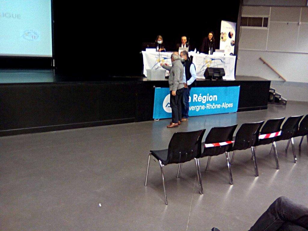 AG Ligue Régionale de Tir Dauphiné Savoie
