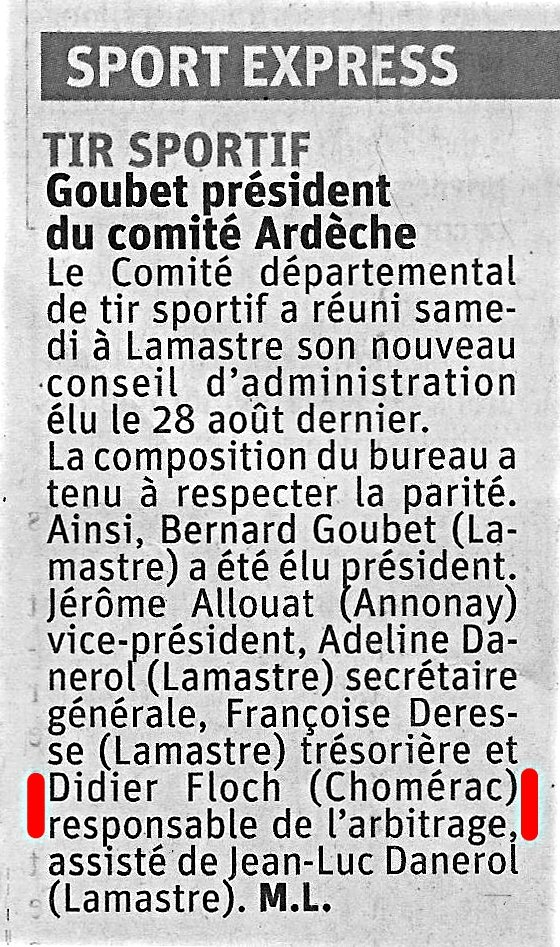 Dauphiné Libéré du 03 Février 2021