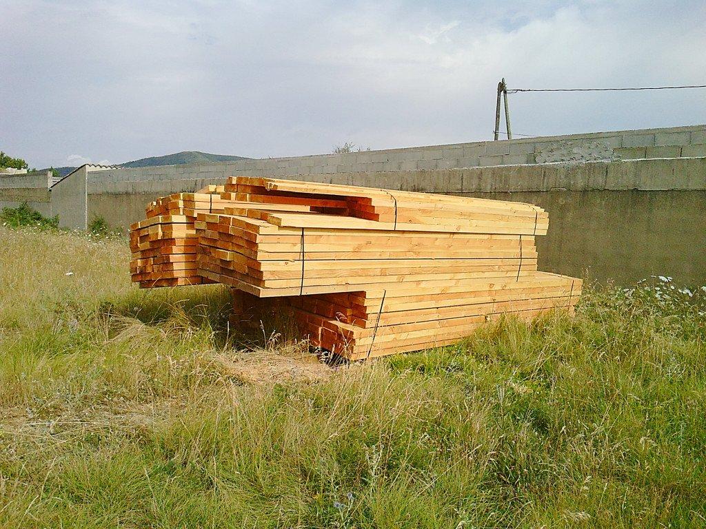 B - Livraison du bois